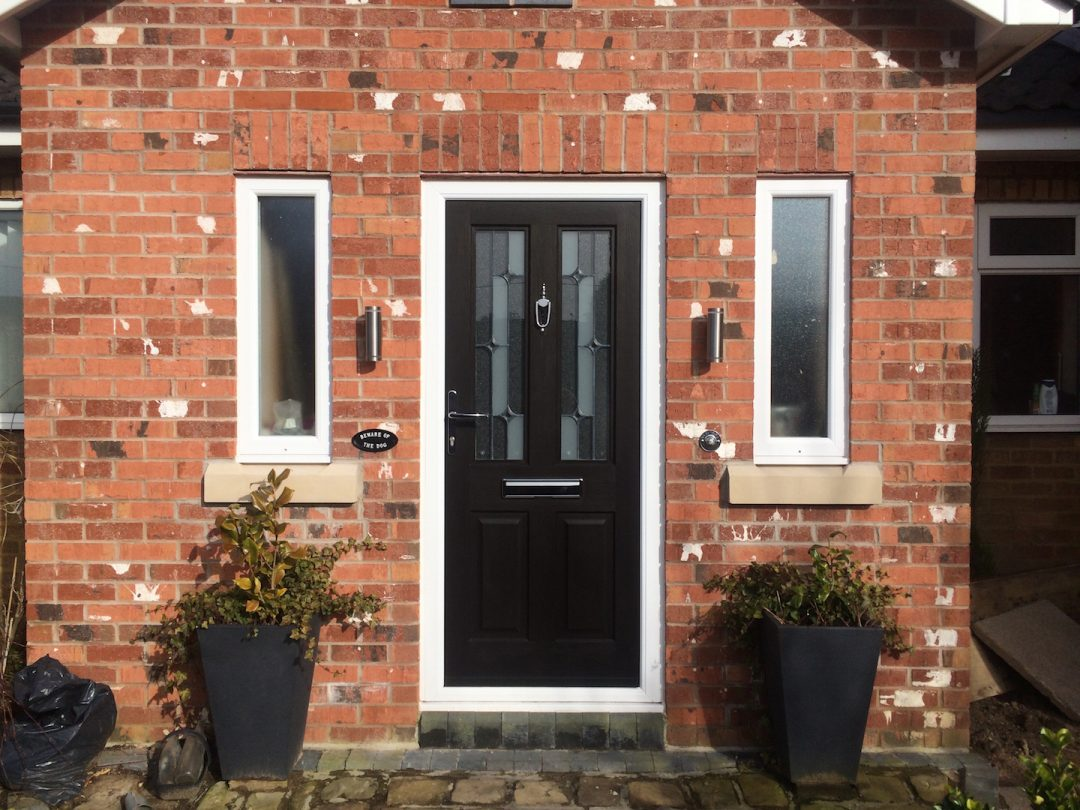 Rock door Double Glazing in Macclesfield, Stockport, Manchester.