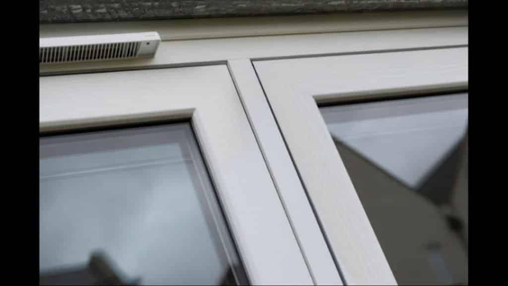 Residence uPVC windows