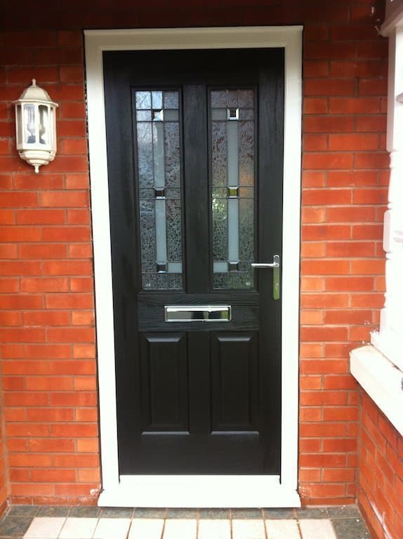 Rock door installed to homes in manchester